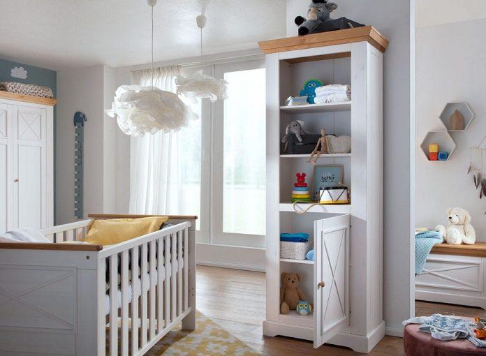 Päť dôvodov, prečo je nábytok z masívu skvelou voľbou do detskej izby